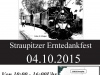 Museumsöffnung Erntedankfest 2015